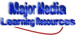 Major Media Learning Resources logo
